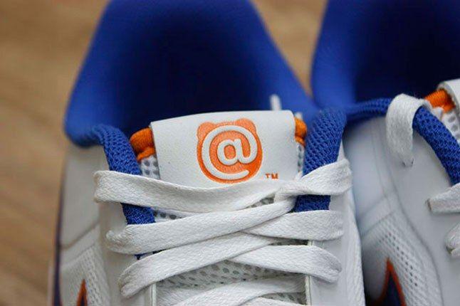 Bearbrick Nike Sneaker 1