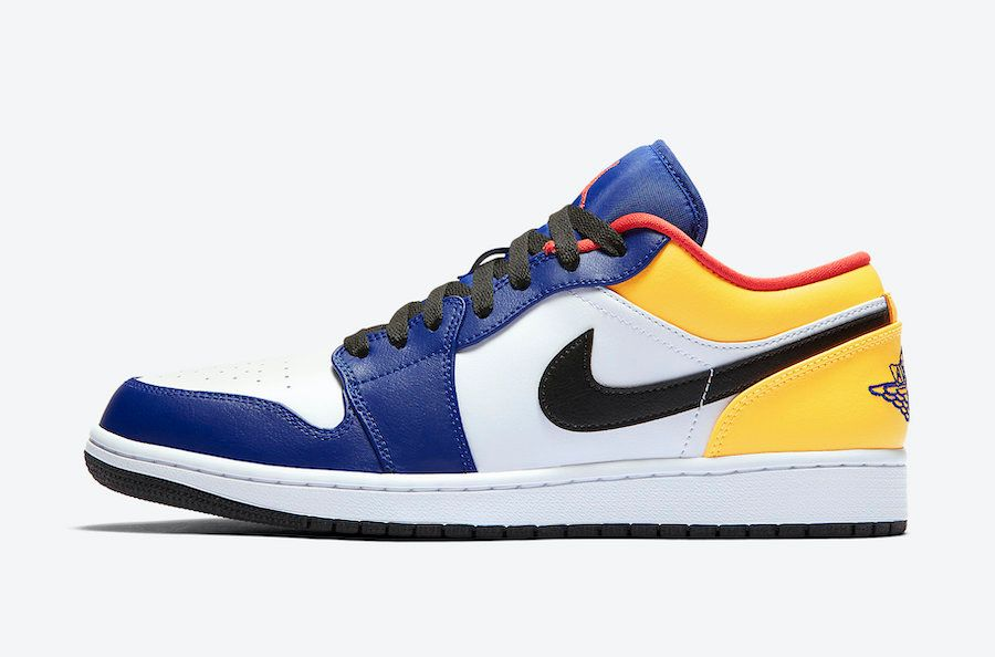Air Jordan 1 Low Left