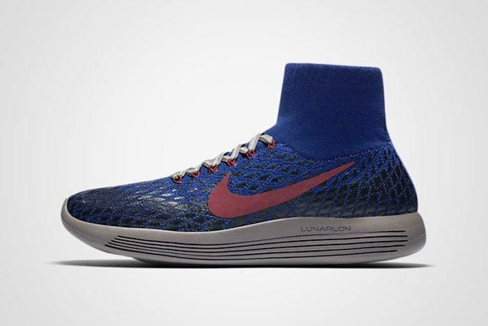 Nike Gyakusou Lunarepic Flyknit Shield Blue Thumb