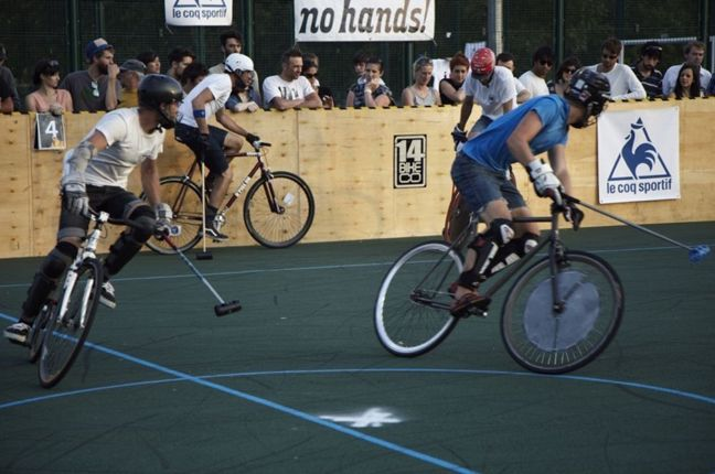 Le Coq Sportif Bike Polo 5 1