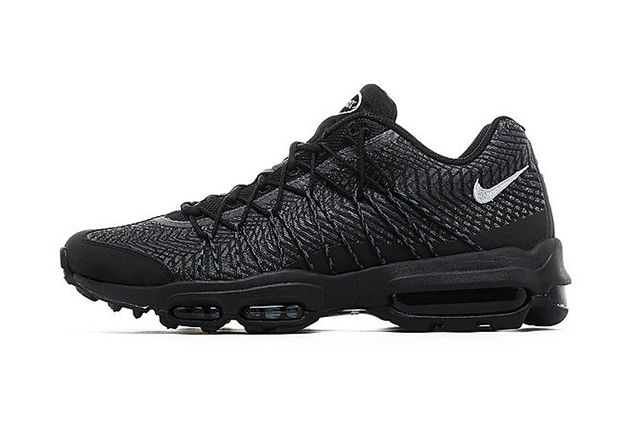 Nike Air Max 95 Ultra Jcqrd Black