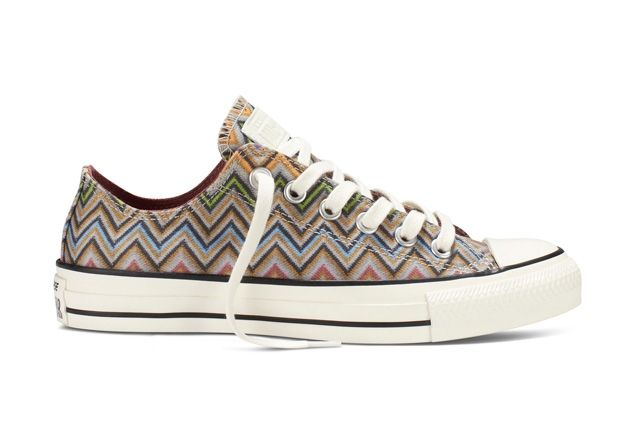 Missoni Converse Fall 2014 Ct As Collection 1