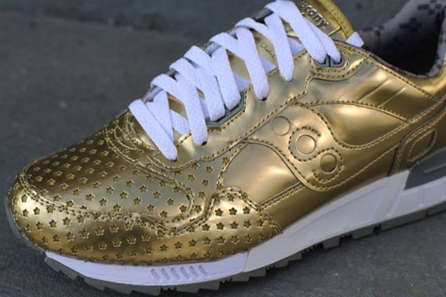 Play Cloths Saucony Gold Side Admin 1