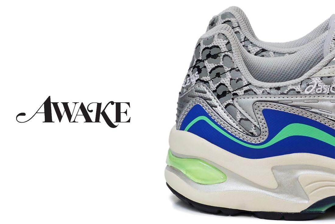 AWAKE x ASICS
