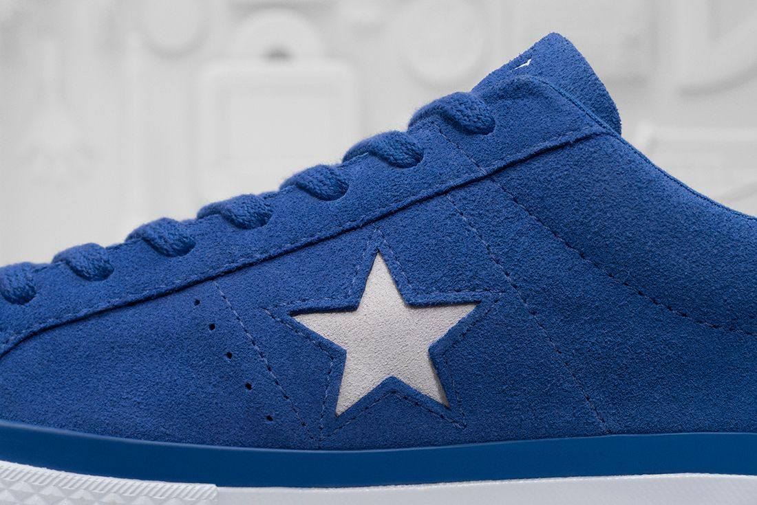Colette X Converse X Club 75 Trois Collection3
