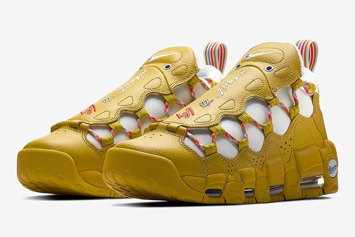 Nike Air More Money Fly 2