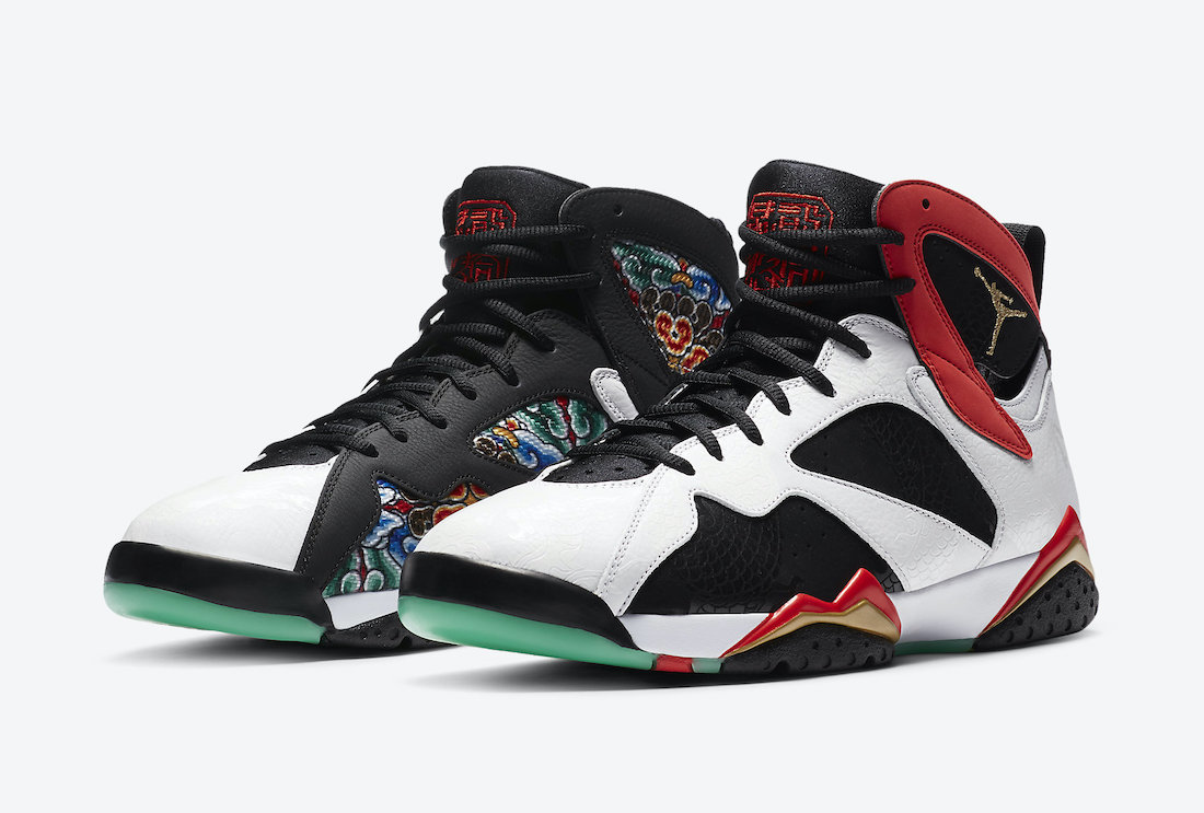 Air Jordan 7 China CW2805-160