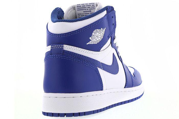Air Jordan 1 Gs Storm Blue 2