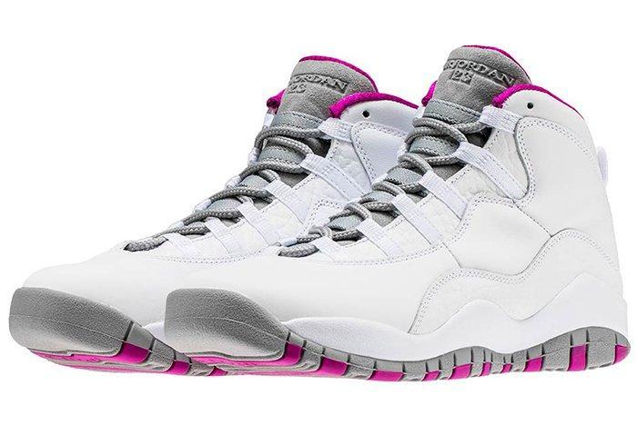 Nike Air Jordan 10 Maya Moore 3