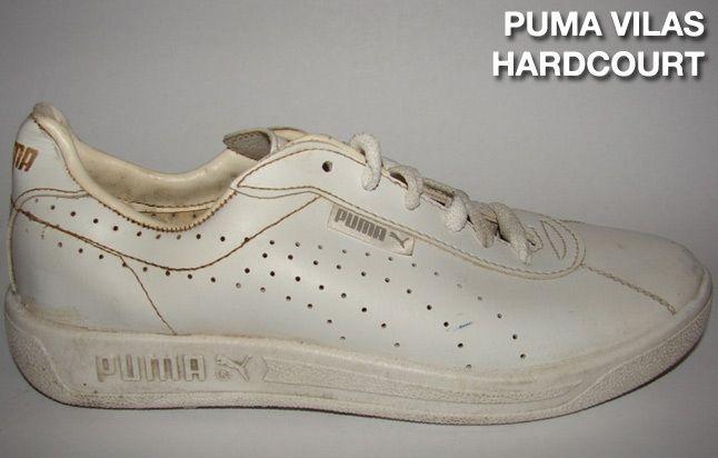Puma Vilas Hardcourt White 1
