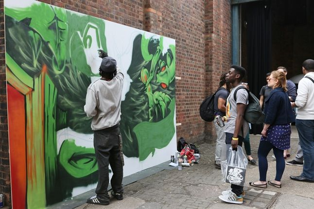 Streetfest London X Adidas Originals Street Style 2 1