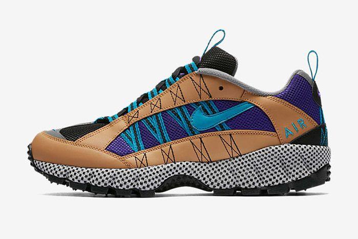Nike Air Humara Neo Turquoise Fierce Purple 7