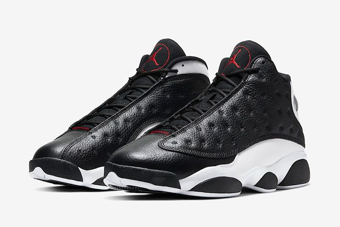 Air Jordan 13 Reverse He Got Game 414571 061 Front Angle