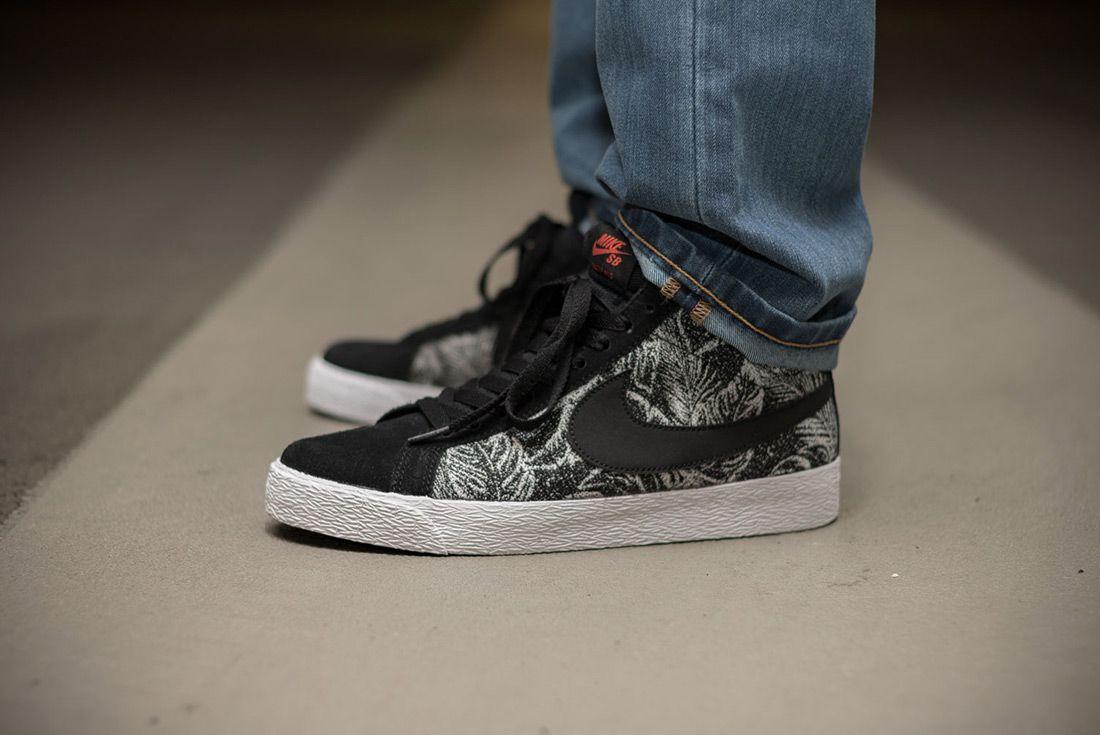 Nike Sb Leopard Pack 4