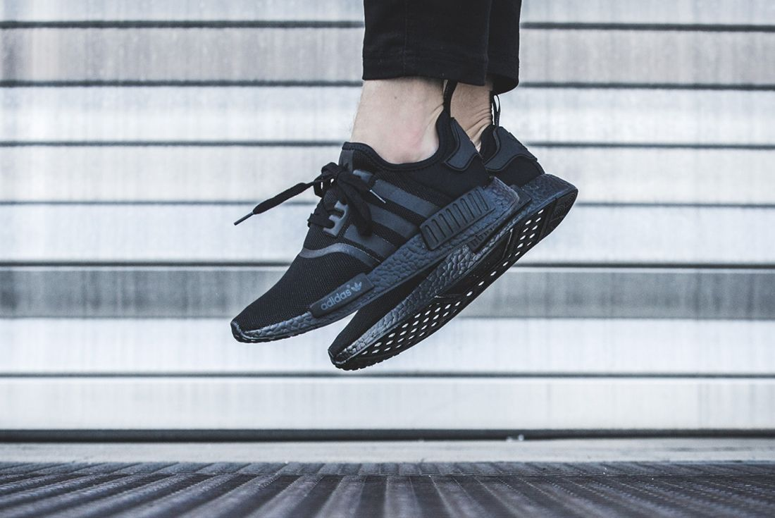 Adidas Nmd R1 Color Boost – Core Black11