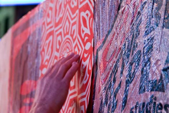 Obey Levis Live Installation Shepard Fairey Time Square 06 1