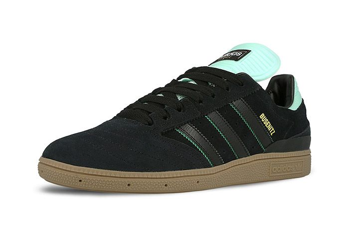 Adidas Busenitz Black Ice Green Gum 3