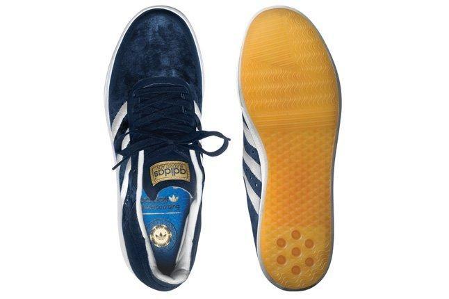 Adidas Busenitz Adv Blue Pair 1