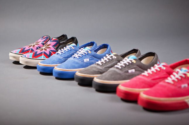 Clot X Vans 2012 Holiday Collection 1
