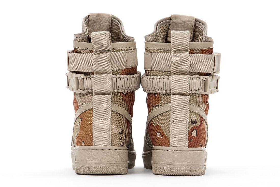 Nike Sf Air Force 1 Desert Camo 2