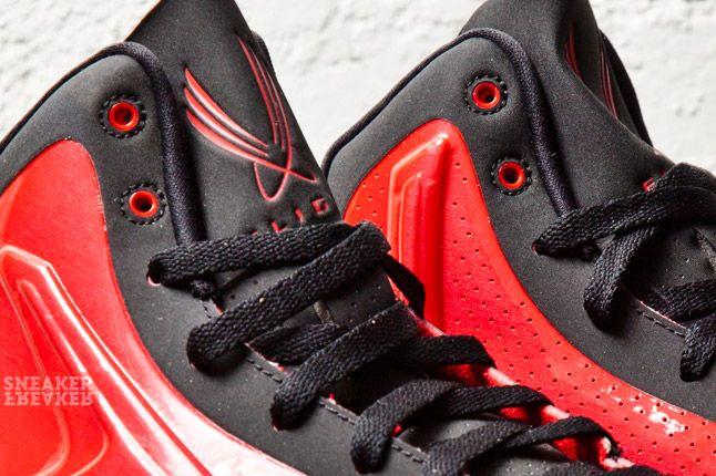 Nike Hyperflight Max University Red Black 2 Det