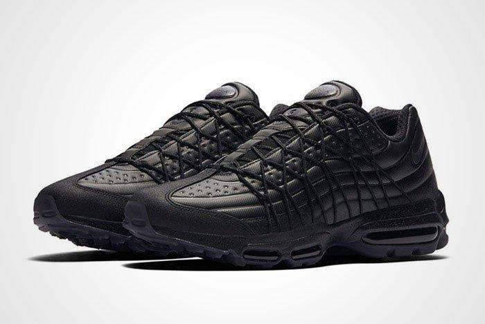 Nike Air Max 95 Ultra Premium Se Black Thumb