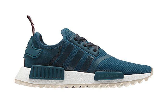 Adidas Nmd R1 Trail Womens Blue 1