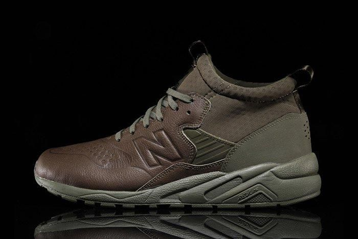 New Balance 580 Outdoor Boot Olive Green 1