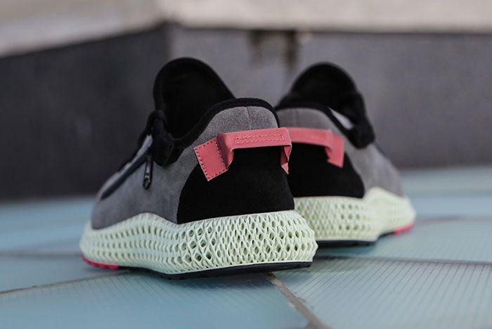Ceeze Futurecraft Yeezy Custom3 Heel