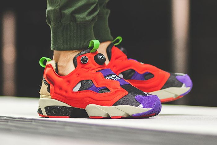 Reebok Insta Pump Fury Og V Rocksteady