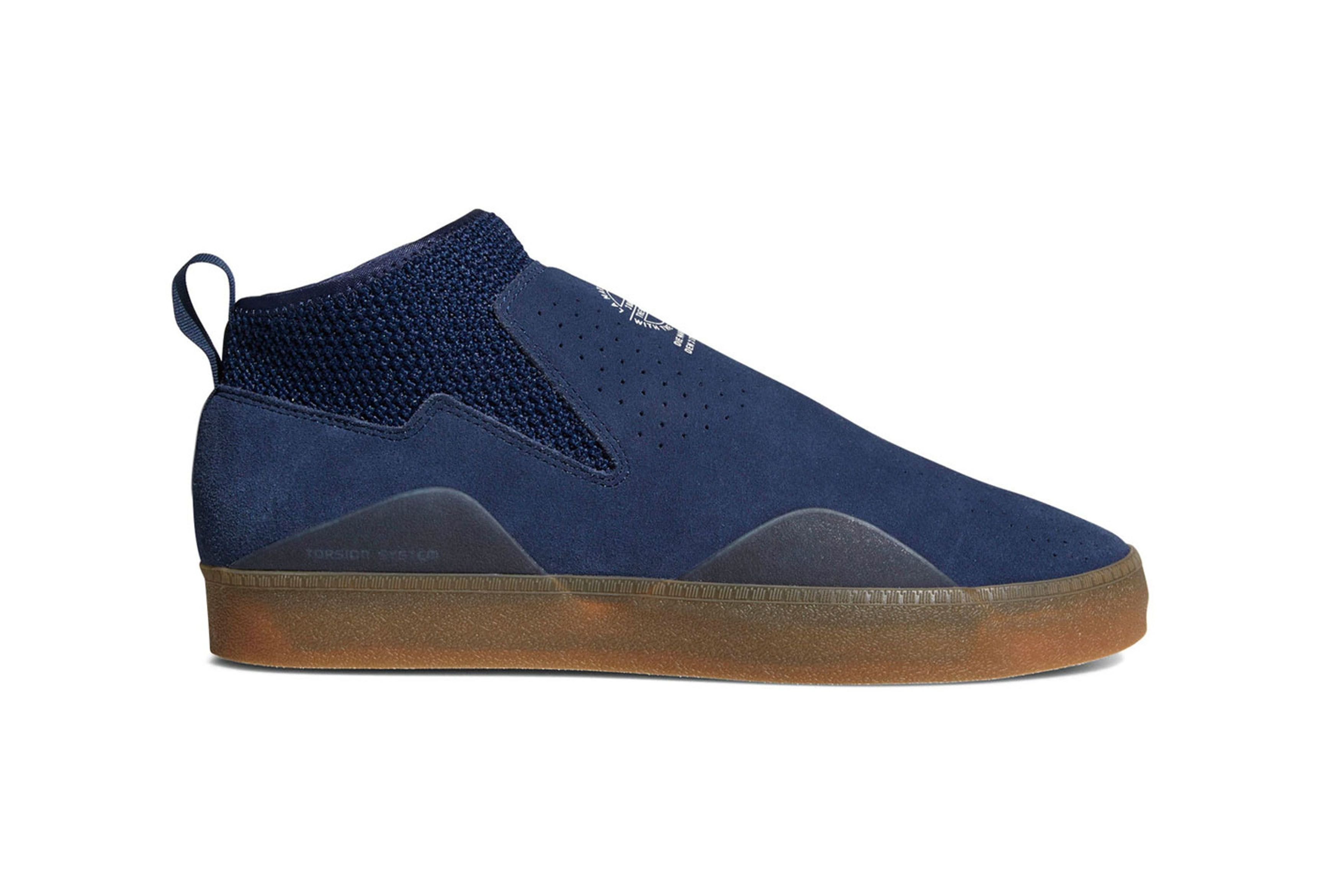 Adidas Skateboarding 3St002 College Navy 1 Sneaker Freaker