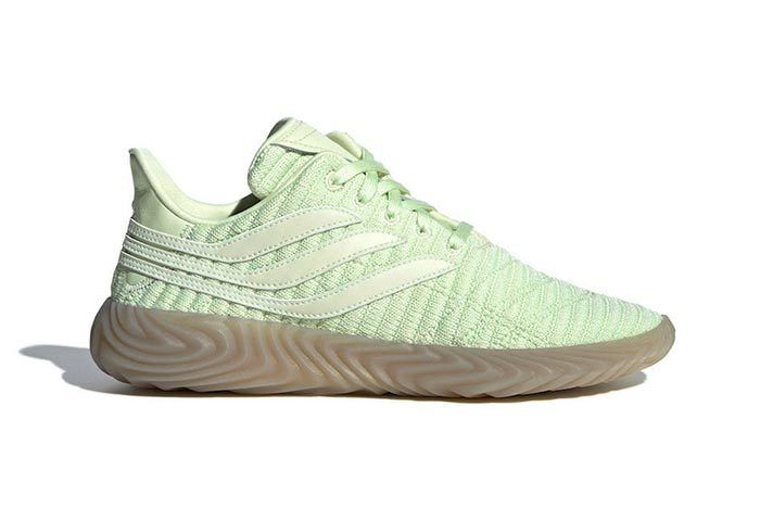 Adidas Sobakov Aero Green 2
