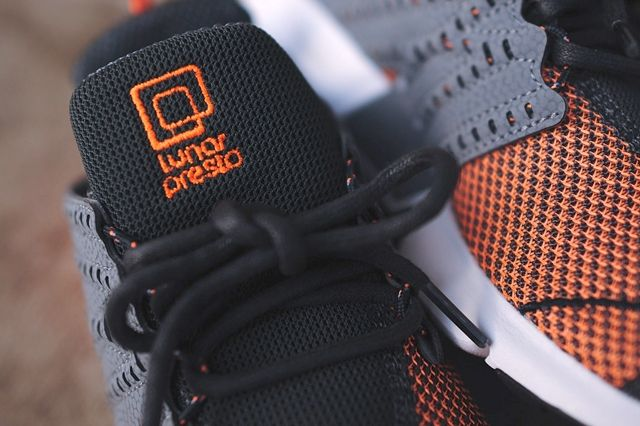 Lunar Presto Atomic Orange 5