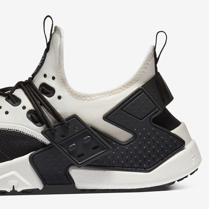 Nike Air Huarache Drift (White/Black
