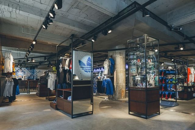 Adidas Original Shanghai Flagship Store Opening 4