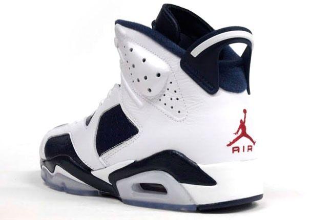 Air Jordan 6 Olympic 7 1
