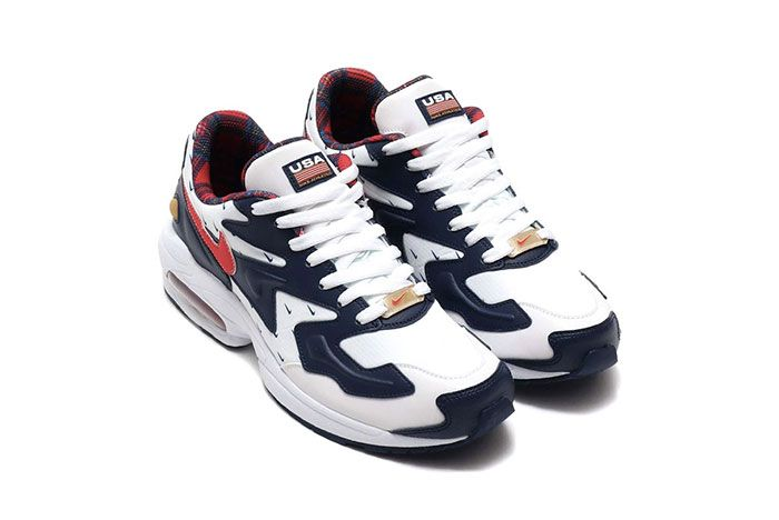 Nike Air Max2 Light Independence Front Angle