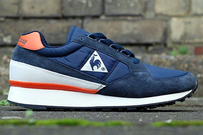Le Coq Sportif Eclat Orange Blue 1