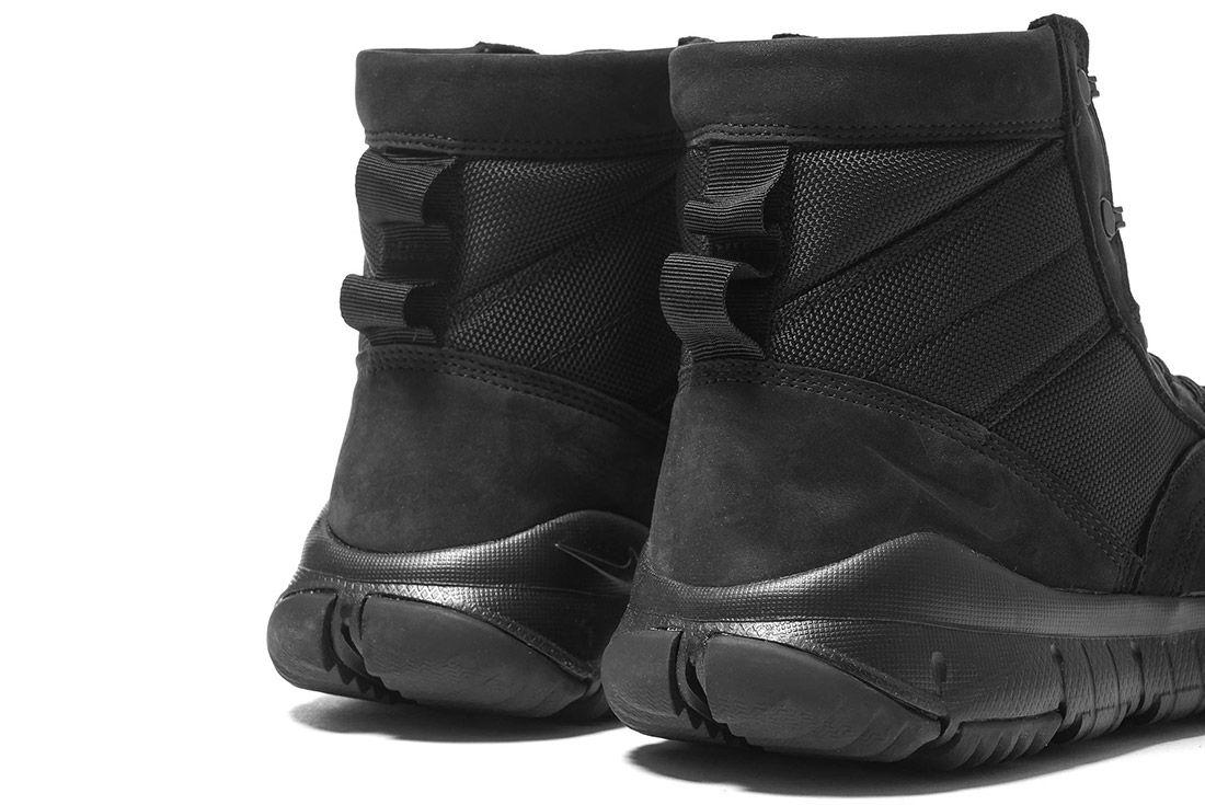 Nike Sfb 6 Inch Triple Black 2