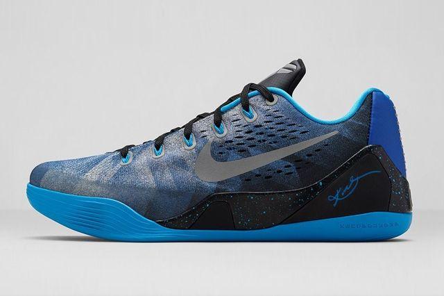 Kobe 9 Premium Blue