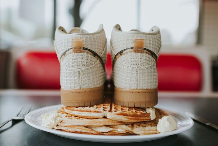 Nike Sb Dunk High Premium Waffles 6