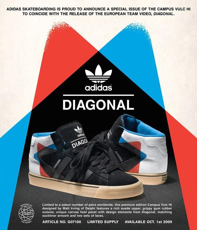 Adidas Diagonal Vulc High 646 1