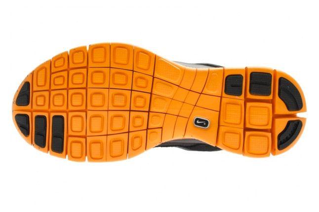 Nike Free Run 3 University Red Canyon Gold Sole 1