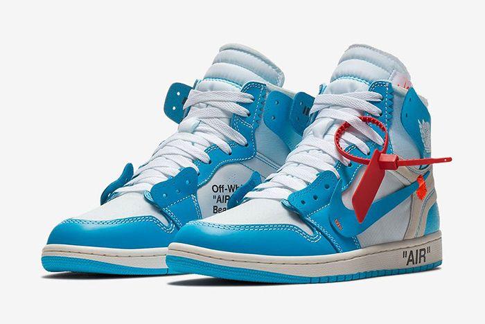 Air Jordan 1 Off White Release 1