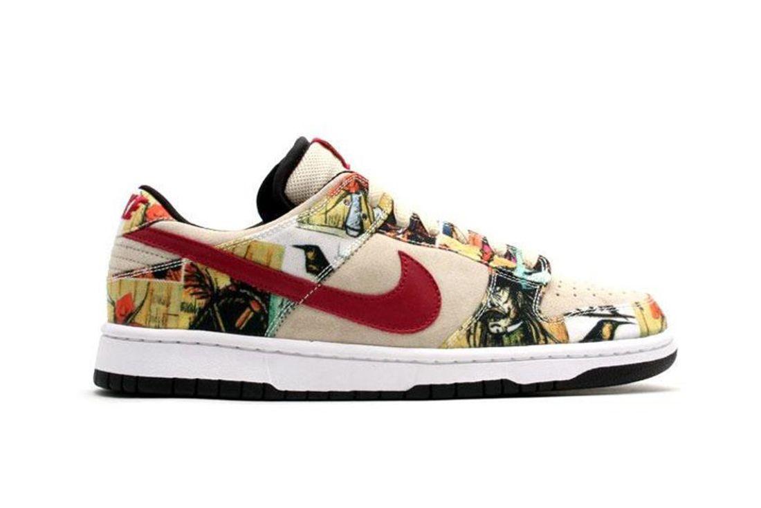 Nike SB Dunk Low 'Paris'