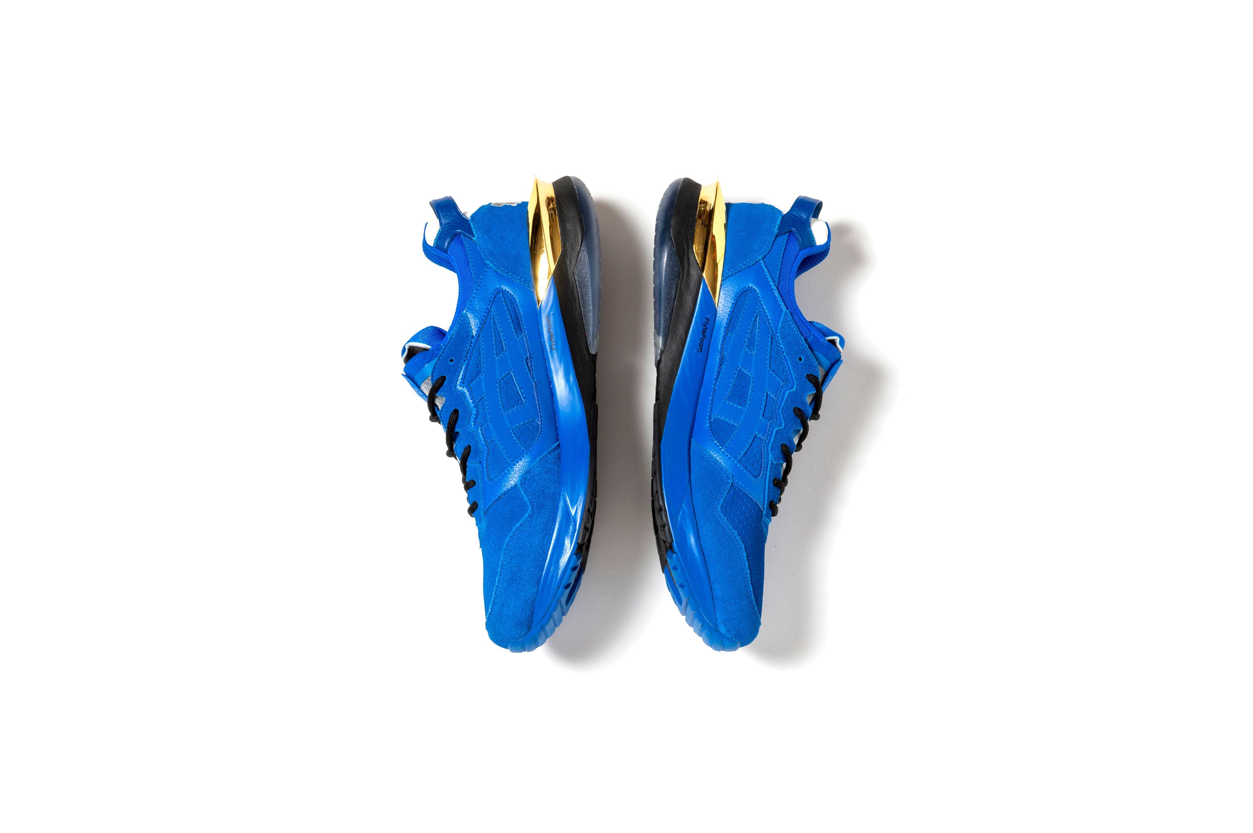 sneakerwolf x Asics Gel Lyte XXX BLUE