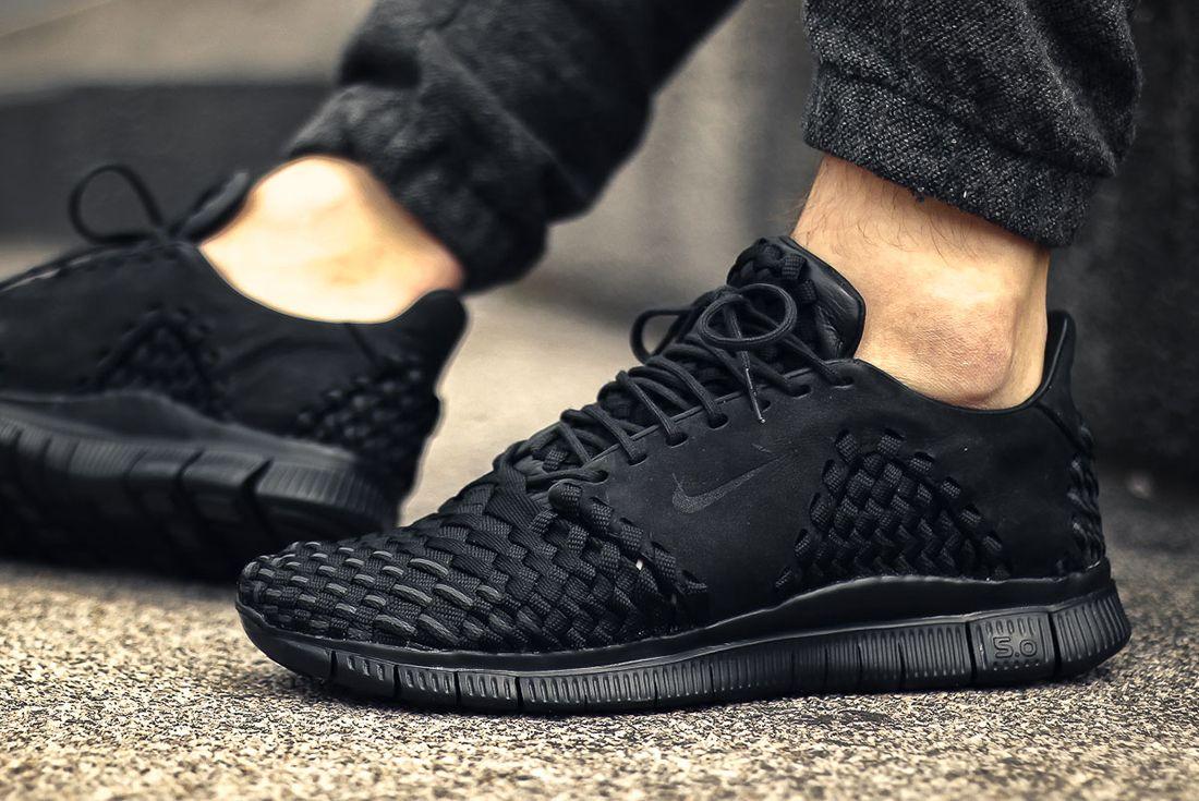 Nike Free Inneva Woven 2 Triple Black4