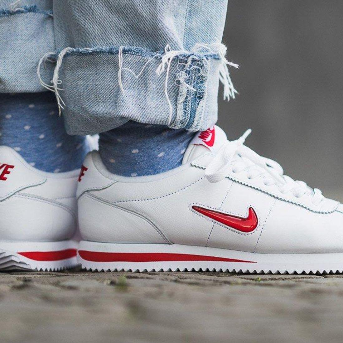 invención título bulto  Nike Cortez Basic Jewel - Sneaker Freaker
