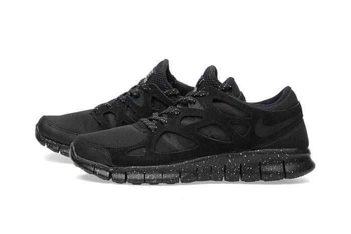 Nike Free Run 2 Oreo2