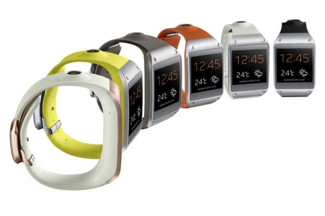 Samsung Galaxy Gear Smartwatch 2